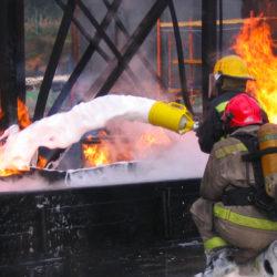 Fire brigade fire fighting foam concentrate