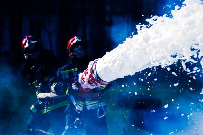 espumogeno sin fluo para incendios