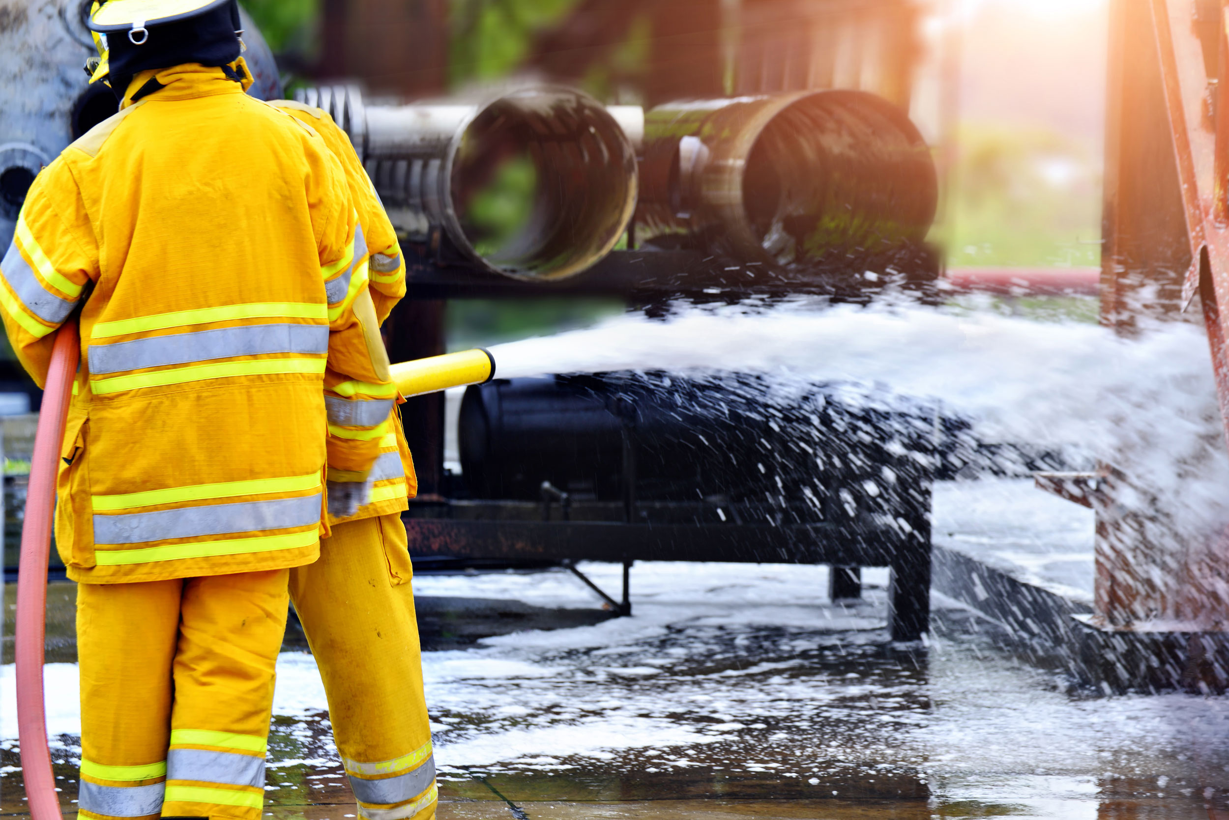 Firefighting foam concentrates Services