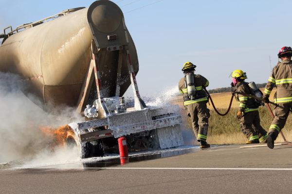 espumógeno de extinción de incendios de clase A