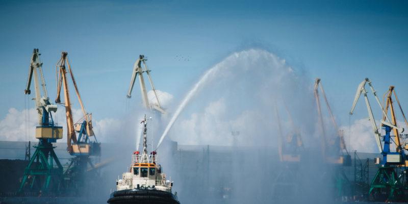 jet emulseur bas foisonnement incendie marine