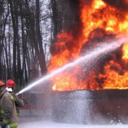 emulseur anti-incendie de classe b feu d'hydrocarbures